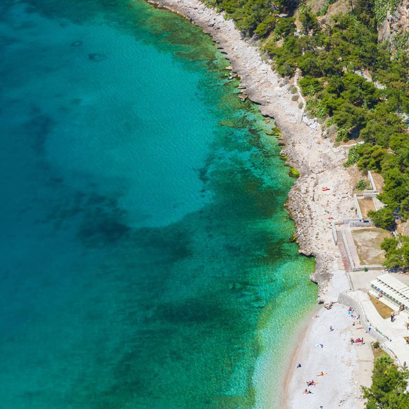 Arvanitia Beach Greece