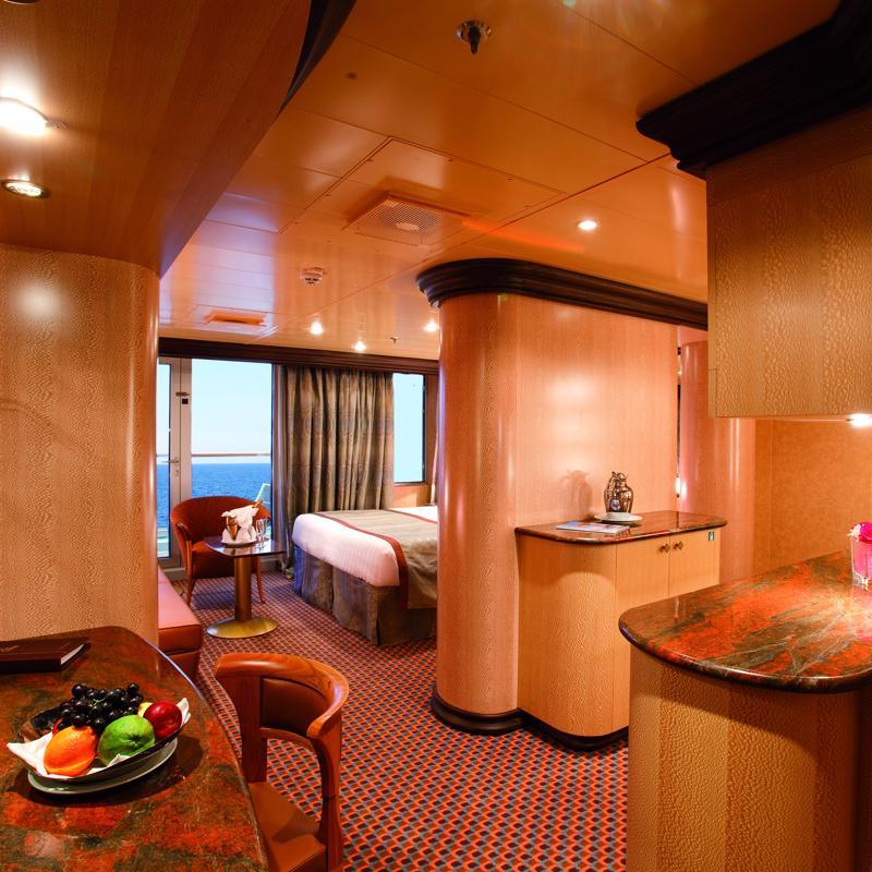 Grand Suite with balcony - Costa Deliziosa