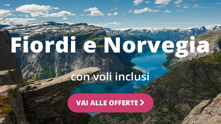 Fjords and Norway