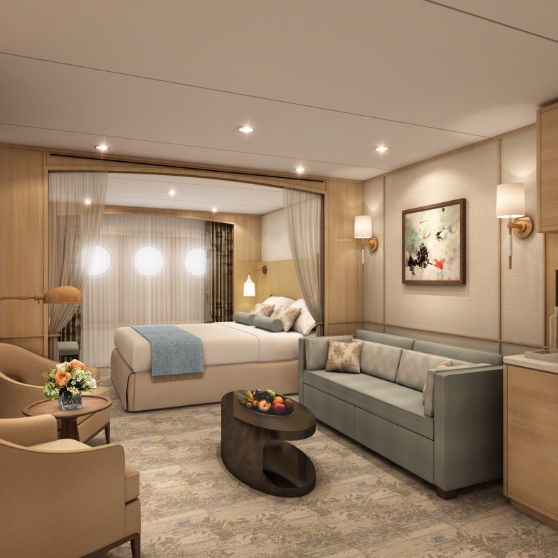 Star Porthole Suite-Star Breeze