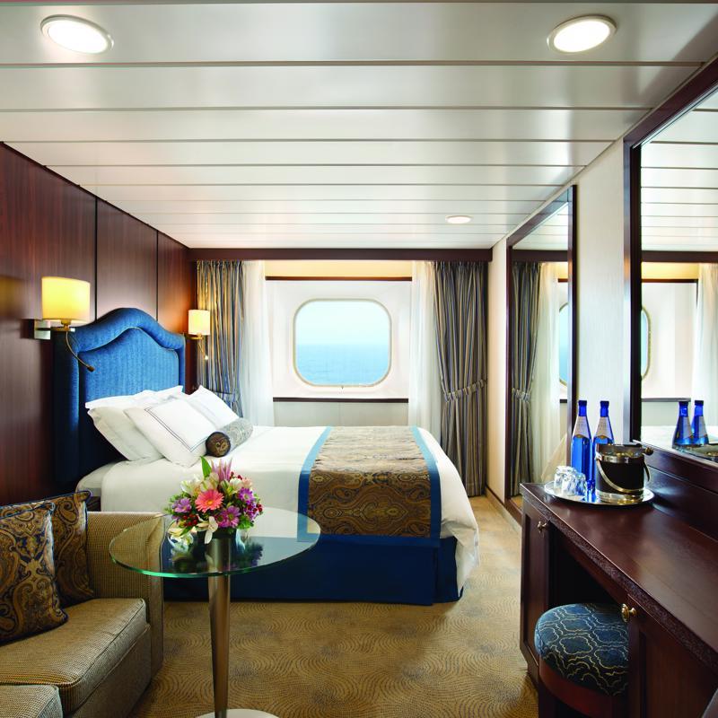 Deluxe Ocean View Stateroom - Oceania Sirena