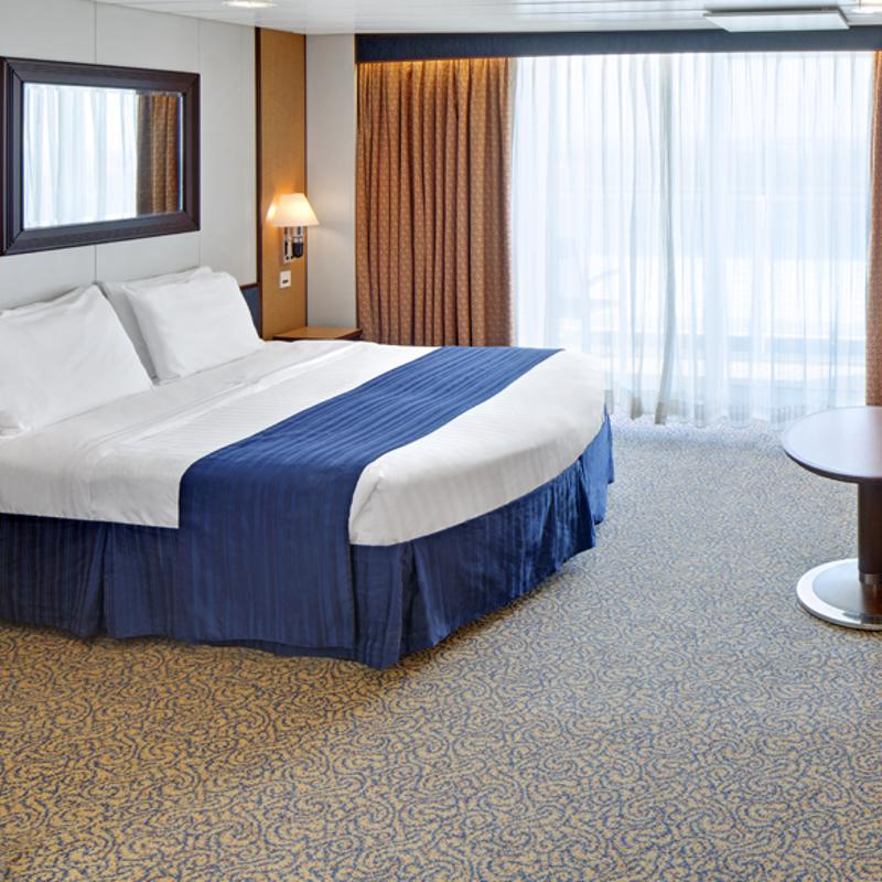 Spacious Ocean View with Balcony - Brilliance of the Seas