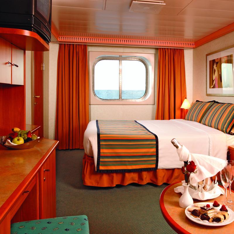 Classic Oceanview cabin - Costa Magica