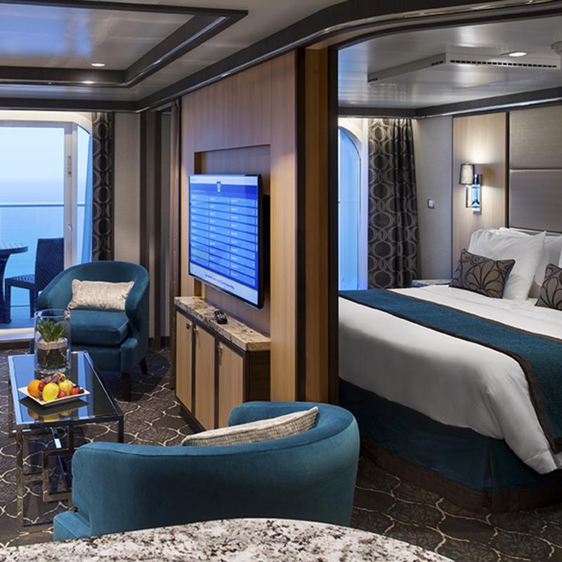 Grand Suite - 2 Bedrooms - Allure of the Seas