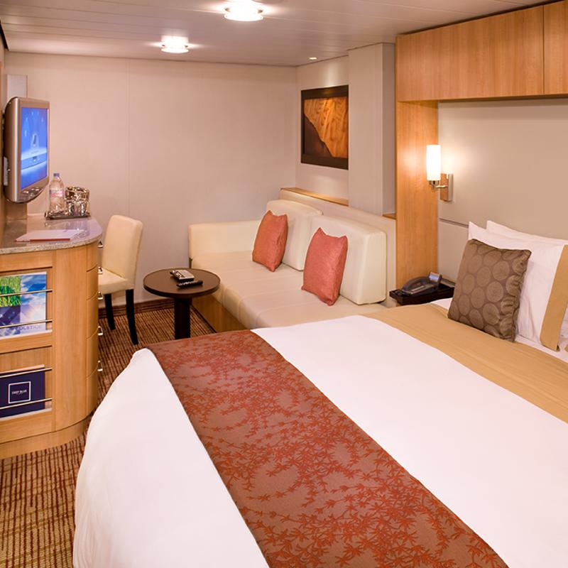 Interior Stateroom - Celebrity Constellation