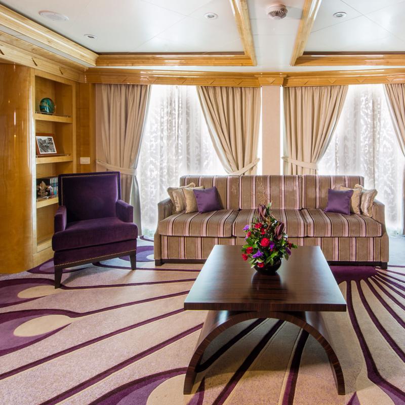 Concierge Family Veranda - Disney Magic