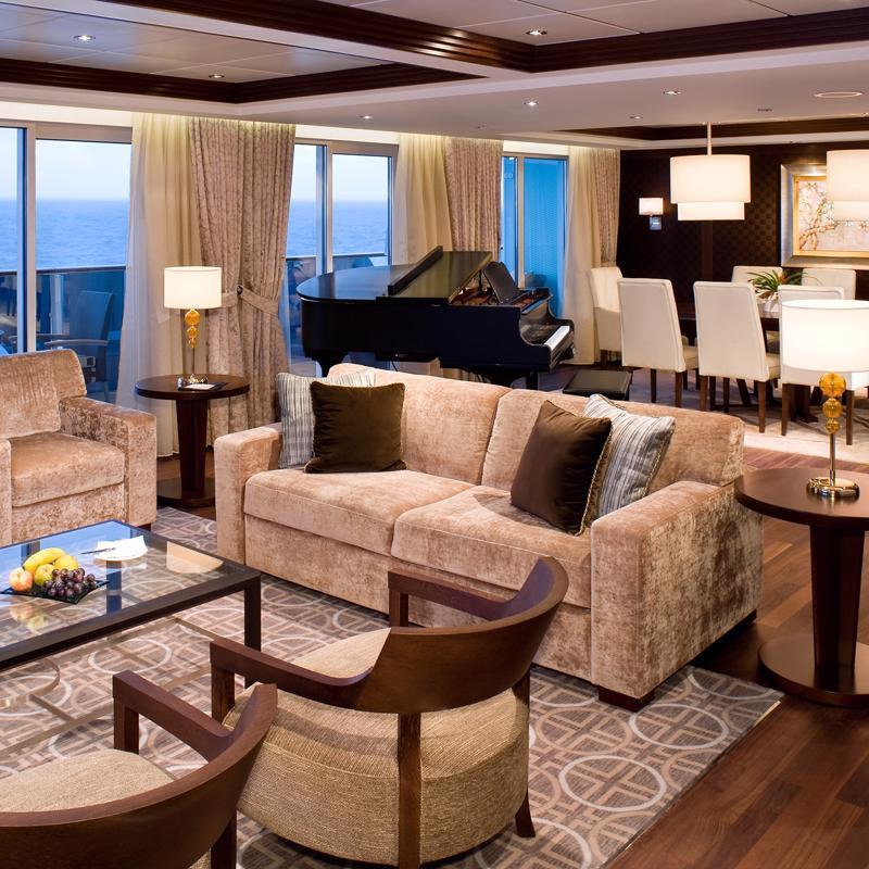 Penthouse Suite Celebrity Eclipse