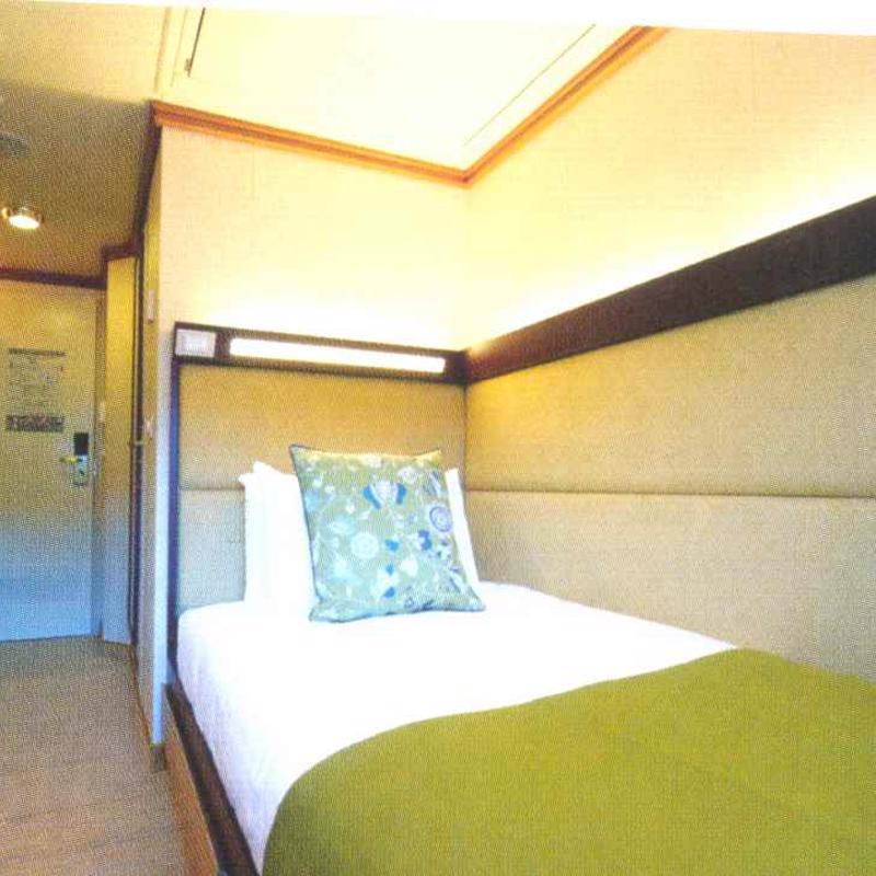 Single inside cabin - P&O Ventura
