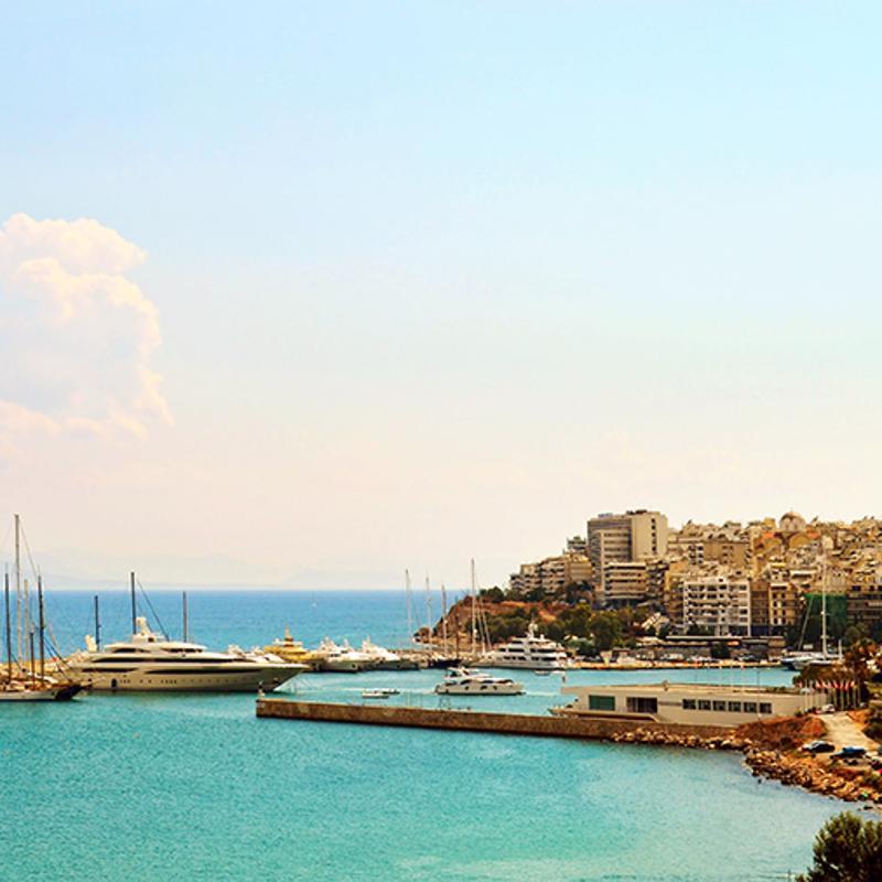 Castella Athens Piraeus Greece