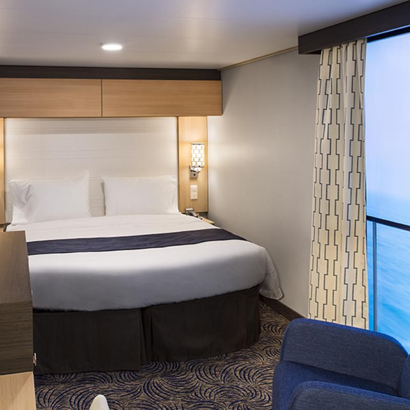 Interior with Virtual Balcony - Quantum of the Seas