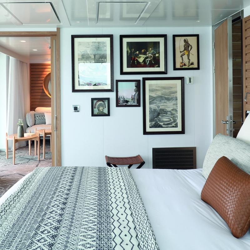 Owners Suite - Le Bougainville