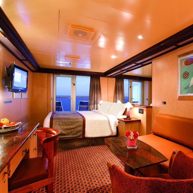 Mini Suite with balcony - Costa Deliziosa