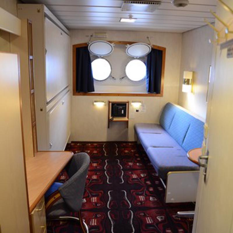 Polar Outside Lower Deck - MS Nordlys