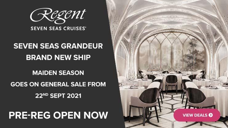 Regent new ship