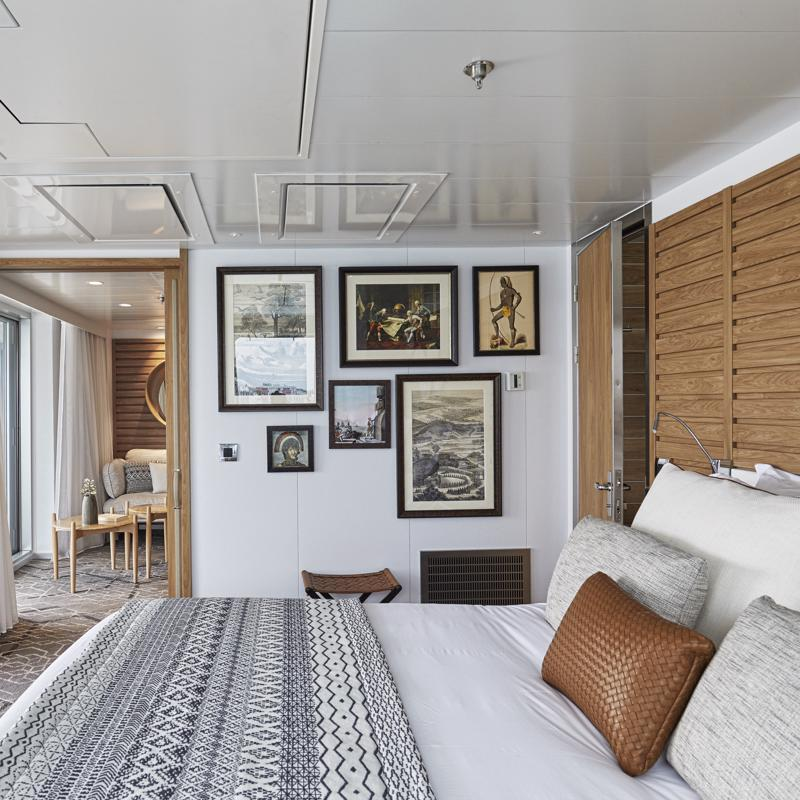 Owners Suite with Balcony - Le Laperouse
