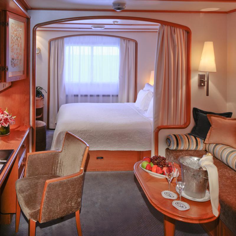 Yacht Club Cabin - SeaDream 2