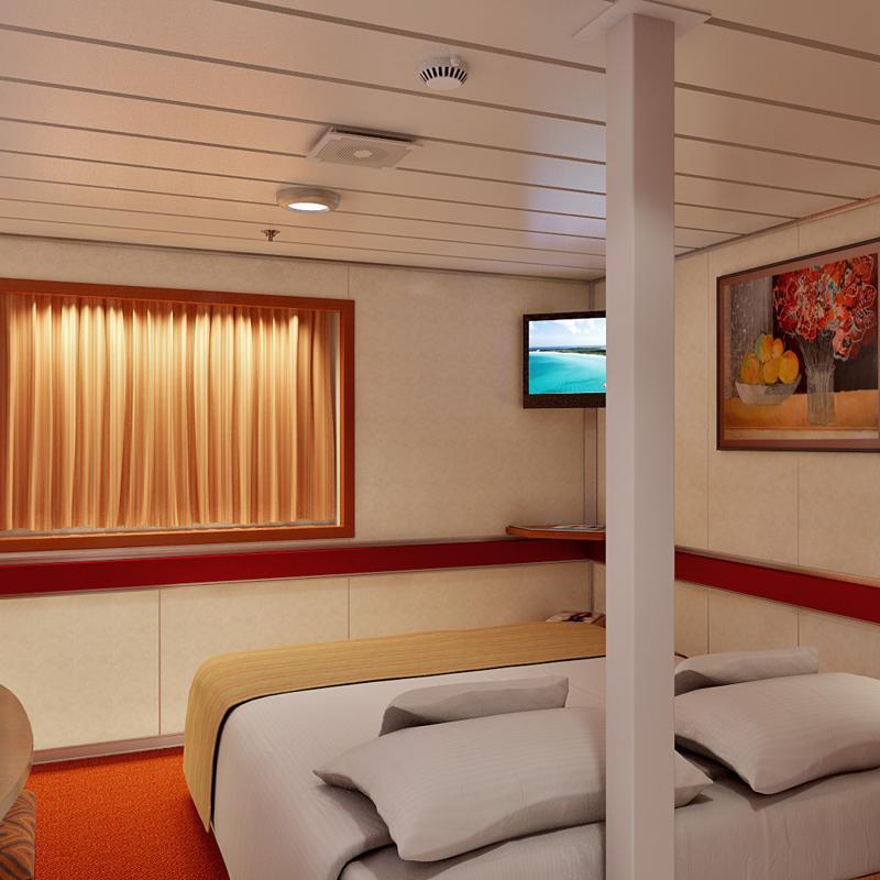 Interior - Carnival Inspiration