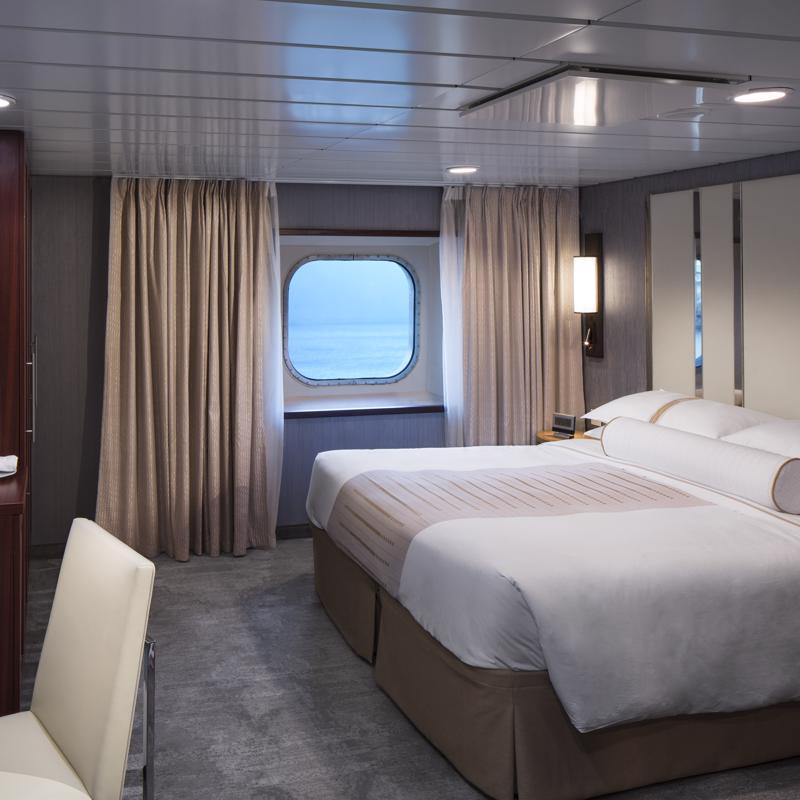 Club Oceanview Stateroom - Azamara Journey