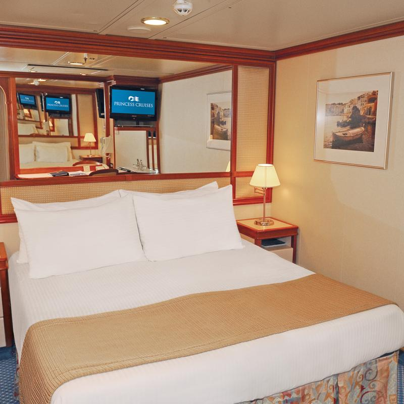 Double Interior cabin - Island Princess