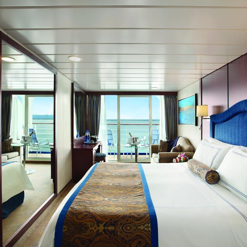 Concierge Level Veranda - Oceania Sirena