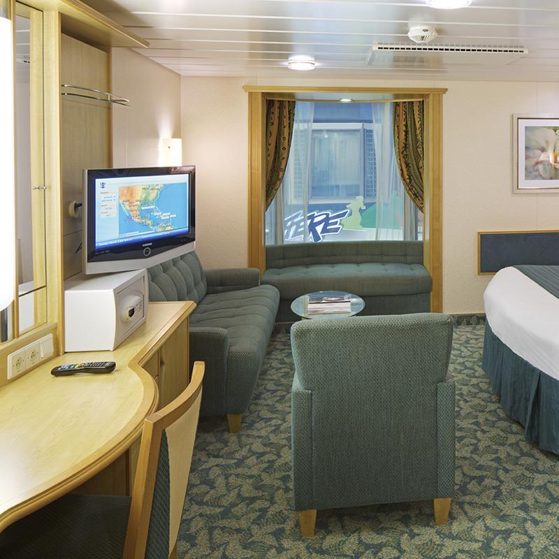 Spacious Interior - Freedom of the Seas