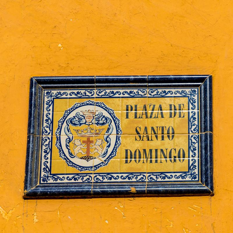 Plaza Santa Domingo Cartagena Spain