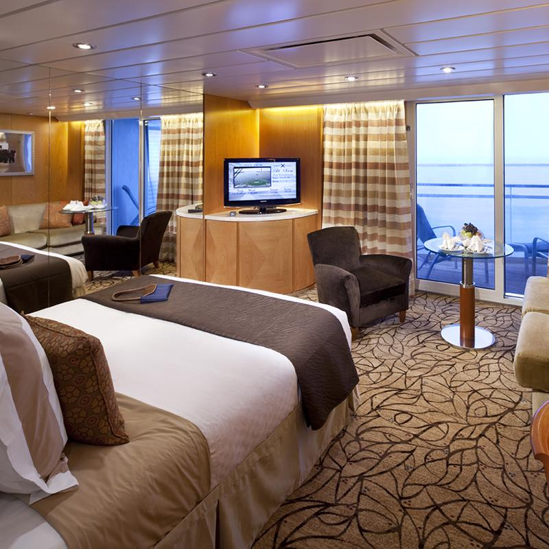 Sky Suite - Celebrity Constellation
