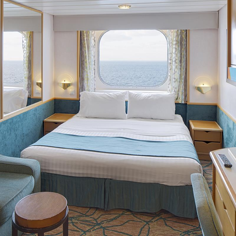 Ocean View Guarantee - Rhapsody of the Seas