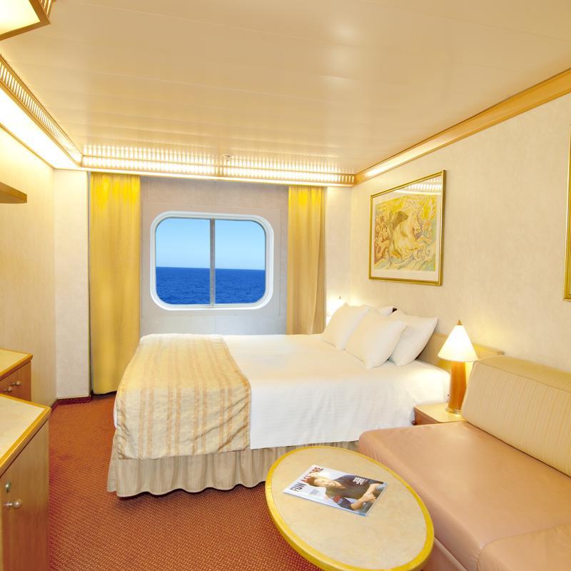 Ocean View Cabin - Carnival Spirit