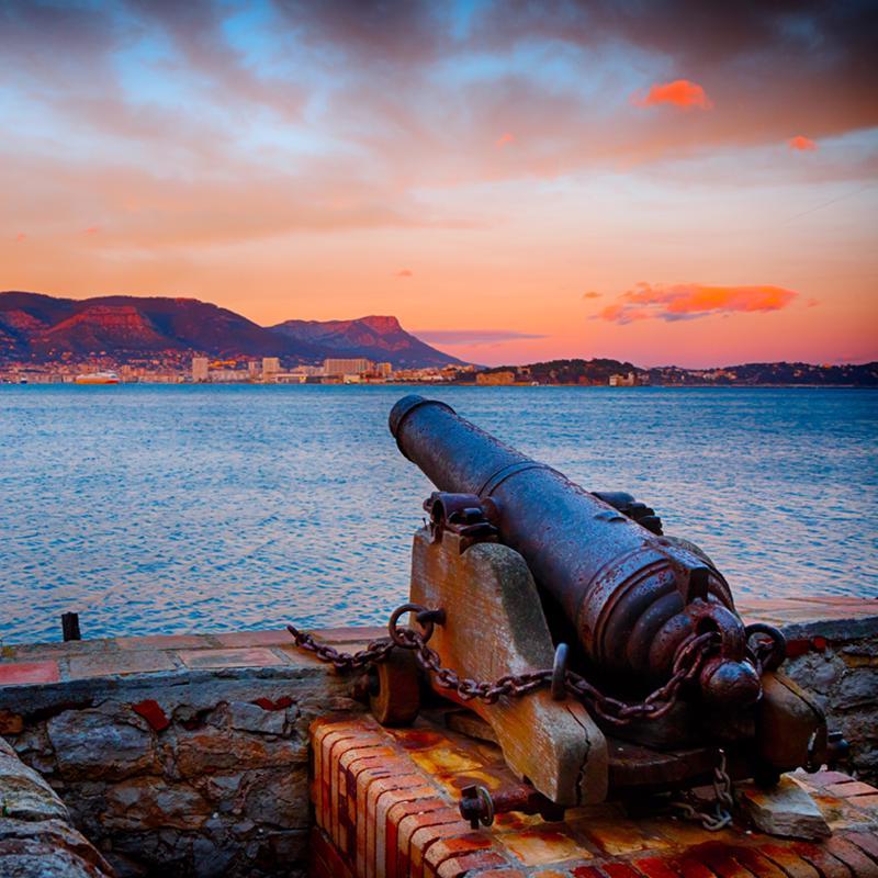 Musee de la Marine Toulon France