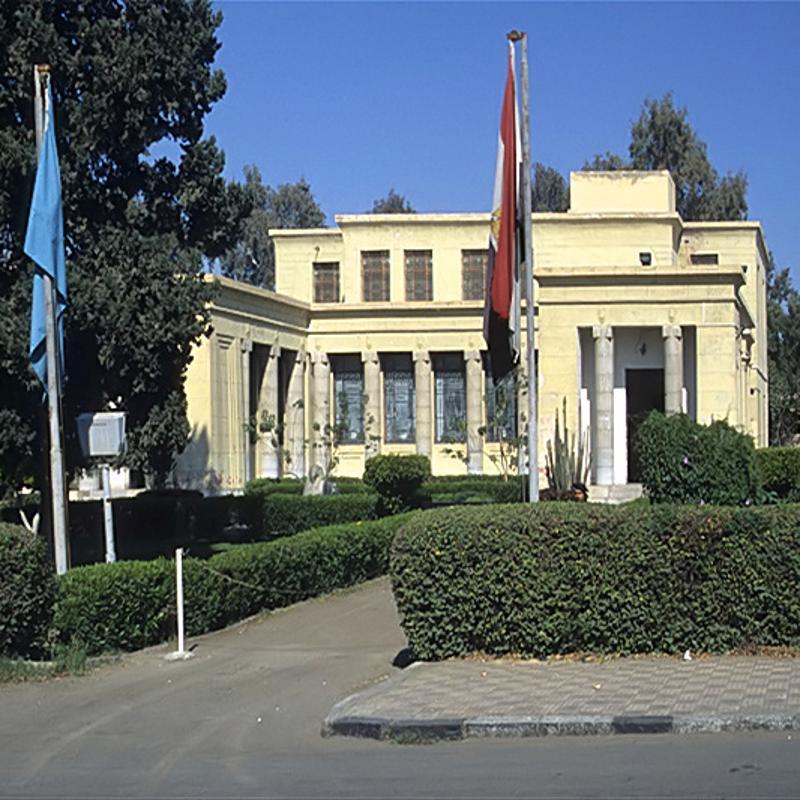 Ismailia Museum Suez Canal Egypt
