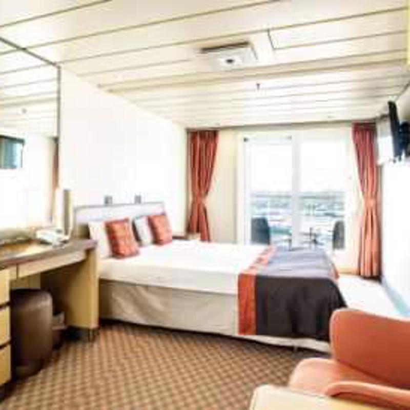 Deluxe Balcony 2 berths - Marella Spirit