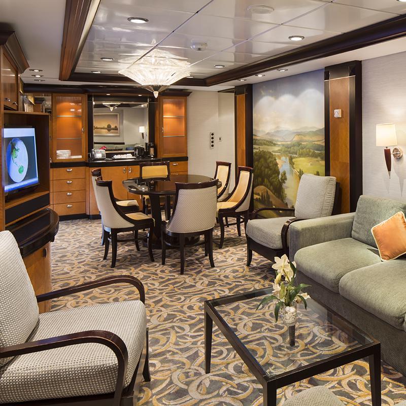 Villa Suite - 4 Bedrooms - Freedom of the Seas