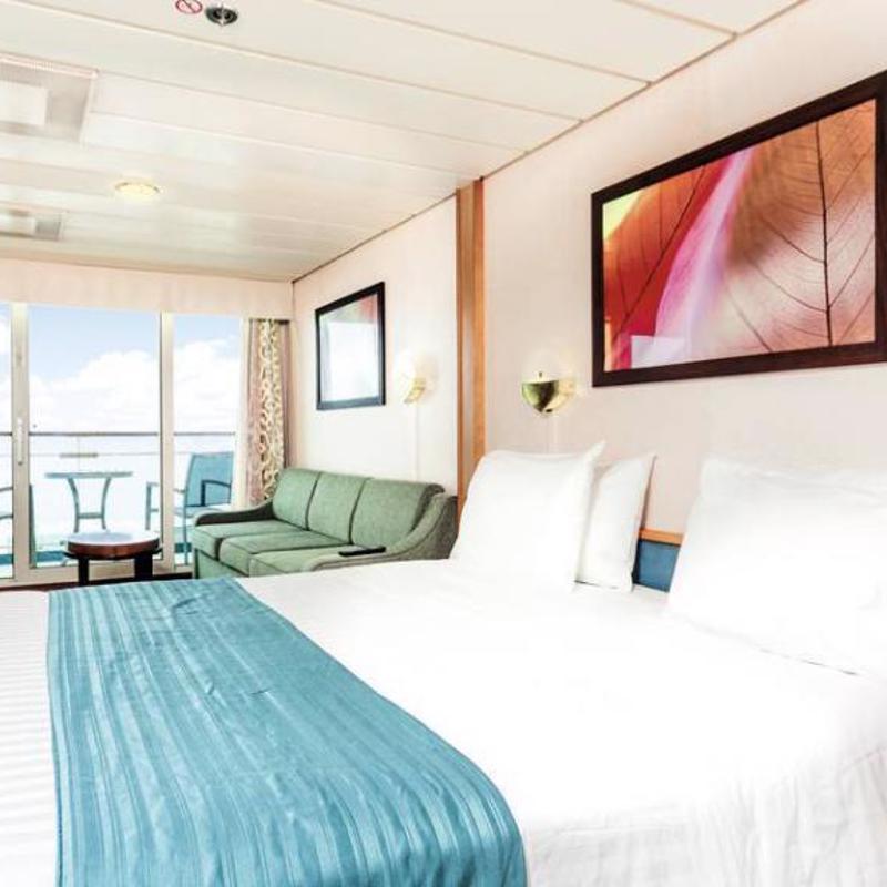 Junior Suite Balcony (4 berths) - Marella Discovery