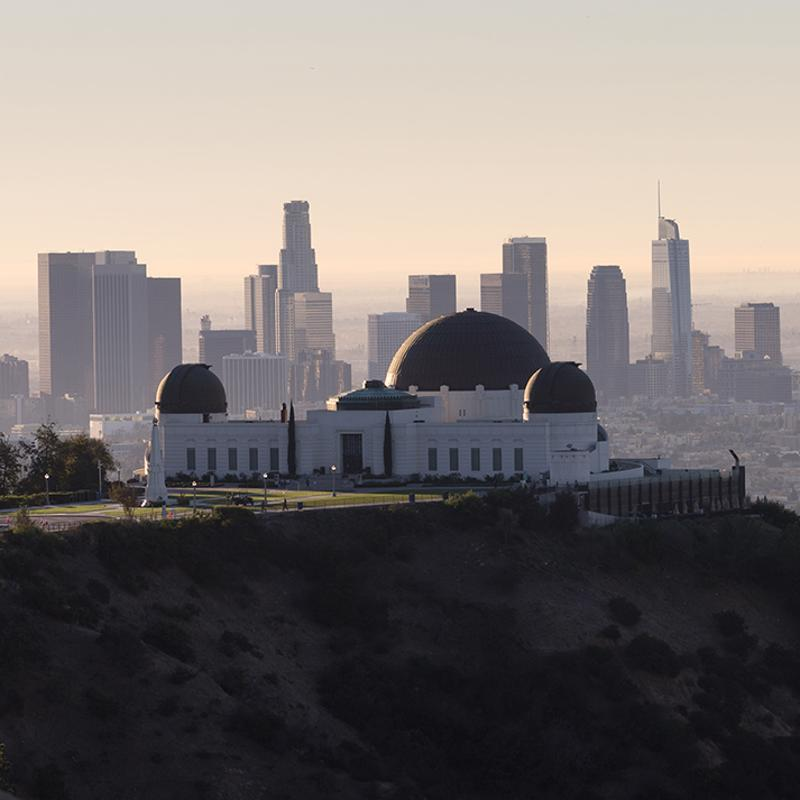 Griffith Observatory Los Angeles USA