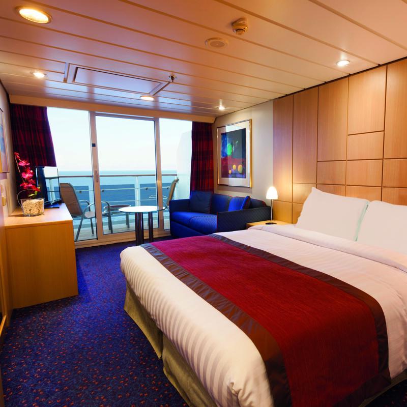 Mini Suite with balcony - Costa neoRiviera
