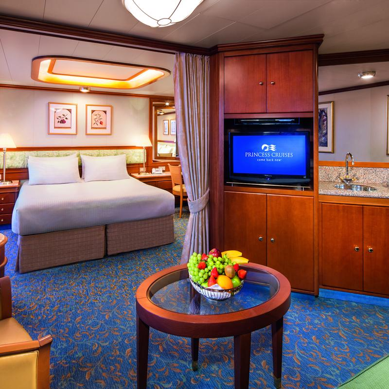 Two Bedroom Family Suite - Sapphire Princess
