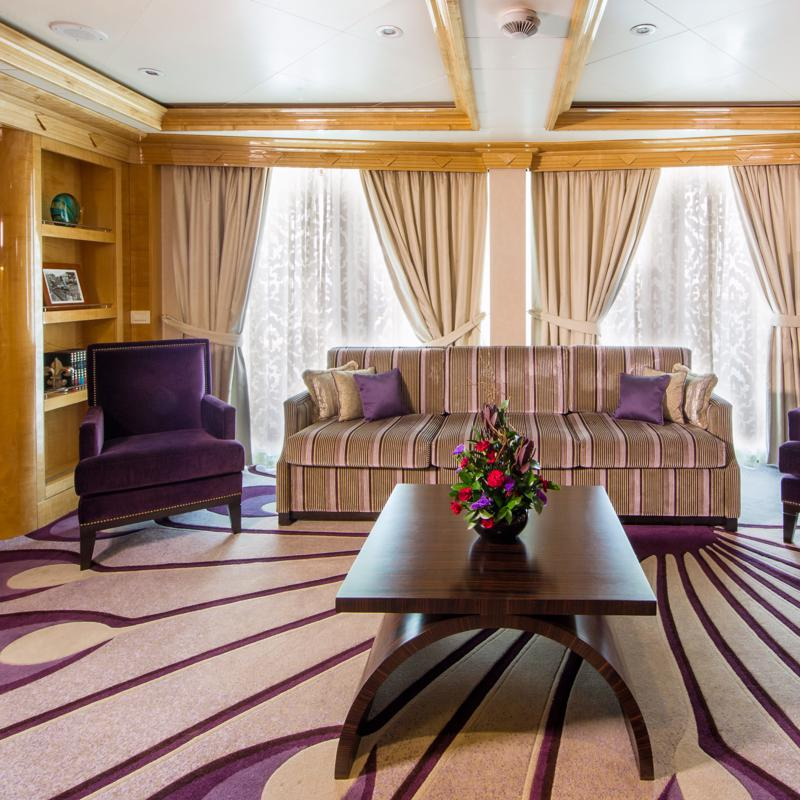 Concierge 2-Bedroom Suite - Disney Magic