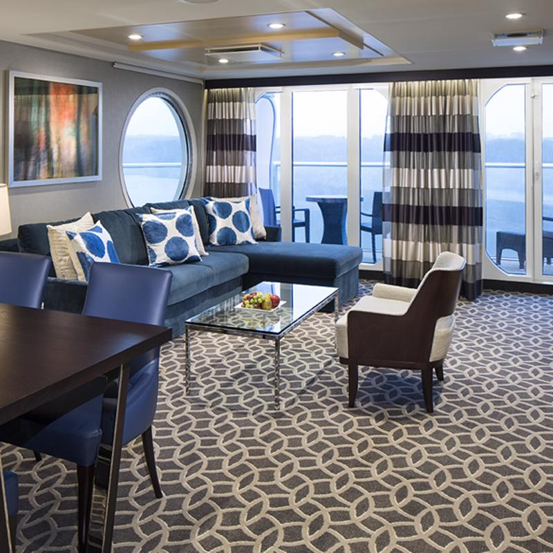 Owner's Suite 1 Bedroom - Quantum of the Seas