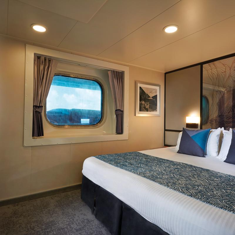Oceanview with Picture Window-Norwegian Star