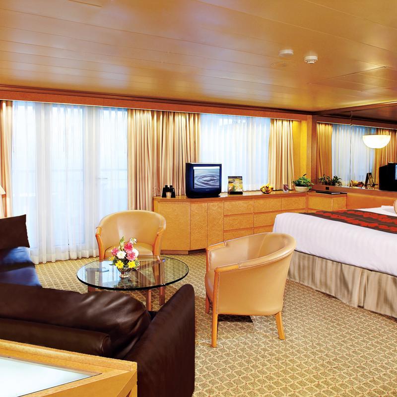 Neptune Suites - MS Amsterdam
