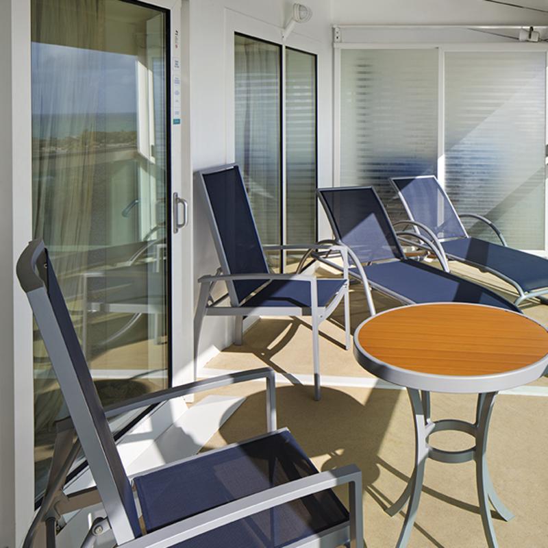 Balcony Guarantee - Explorer of the Seas