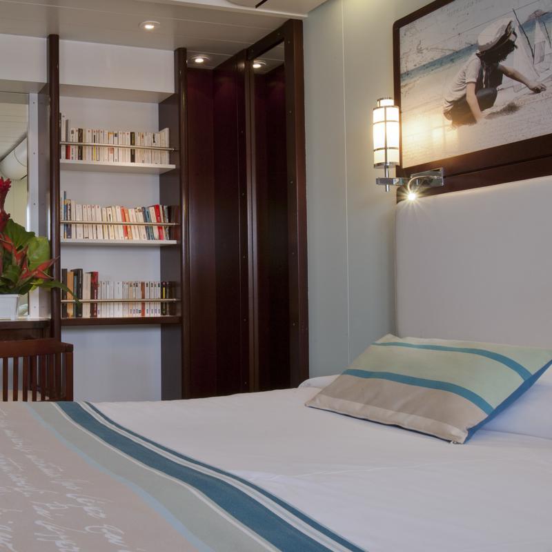 Superior Cabin - Club Med 2