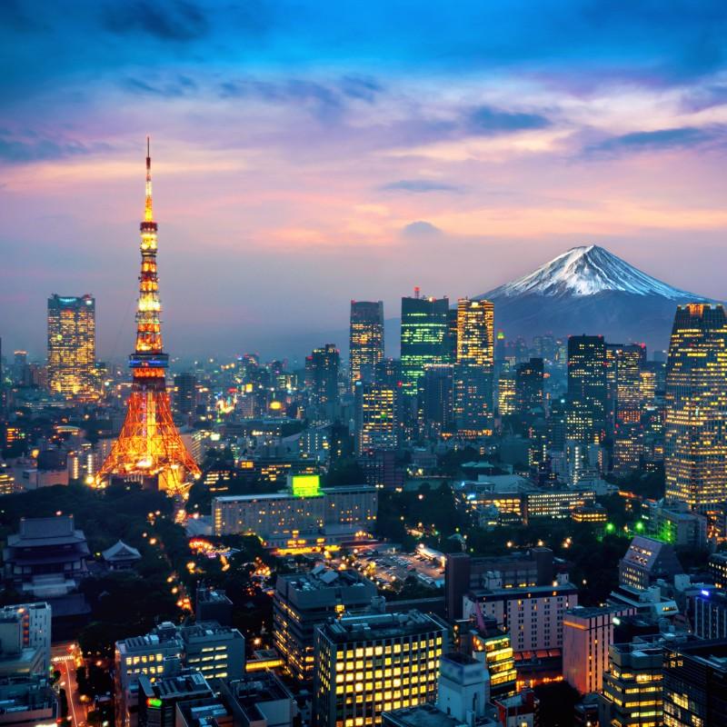 Tokyo - Overnight onboard