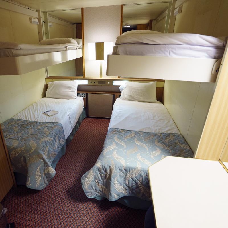 Interior cabin - Celestyal Olympia