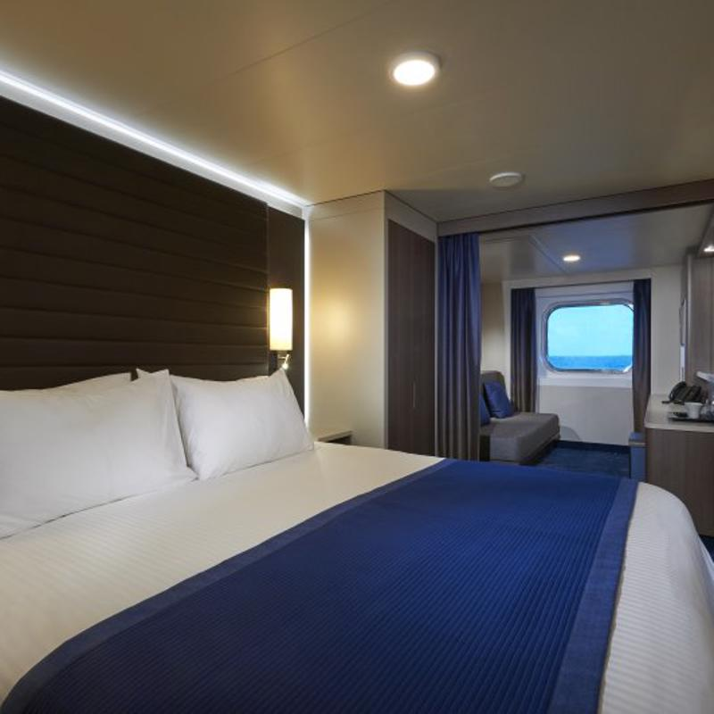 Family Oceanview with large Picture Window - Norwegian Joy