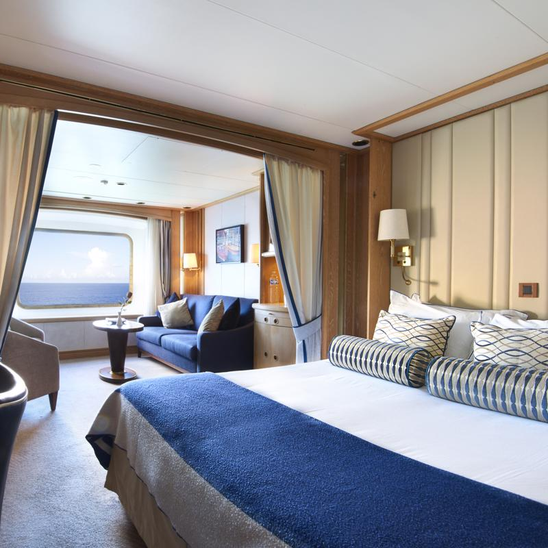 Ocean View Suite - Star Breeze