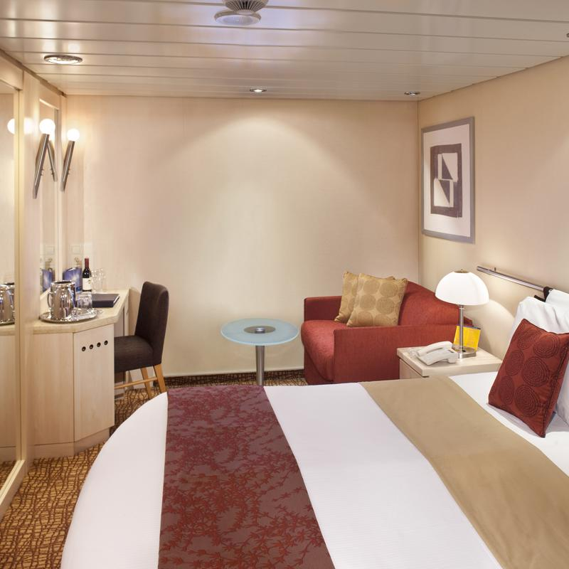 Interior Stateroom - Celebrity Reflection