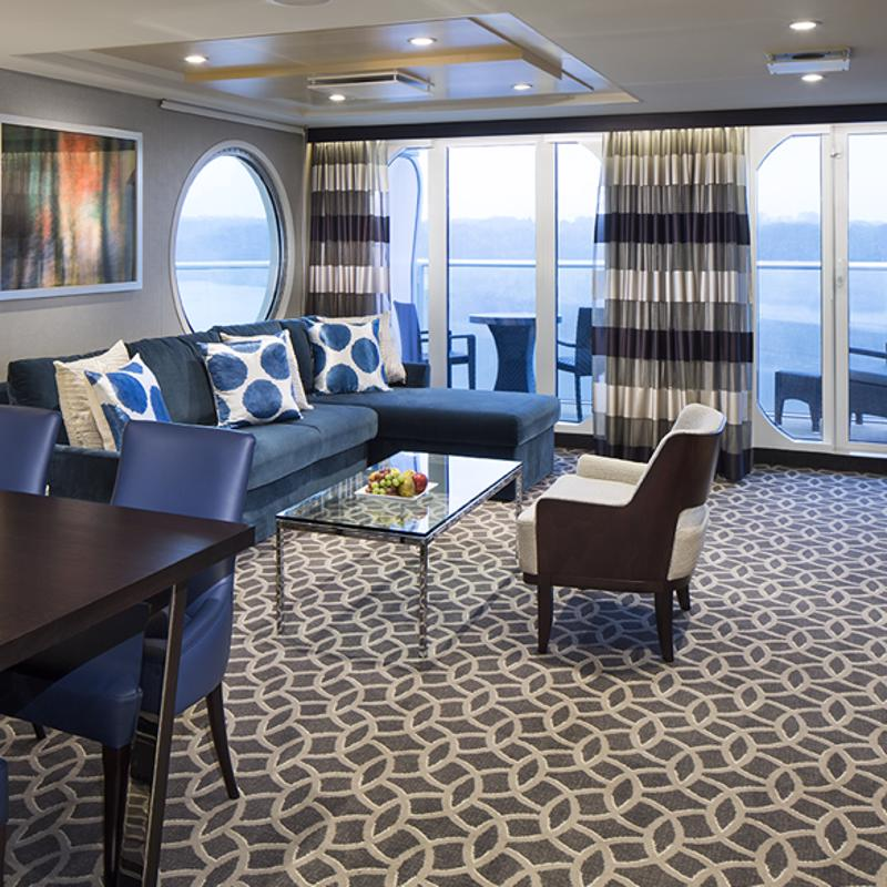 Owner's Suite- 1 Bedroom- Ovation of the Seas