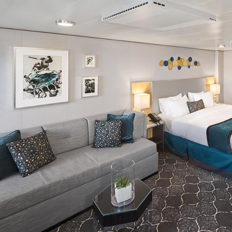 Suite Guarantee - Symphony of the Seas